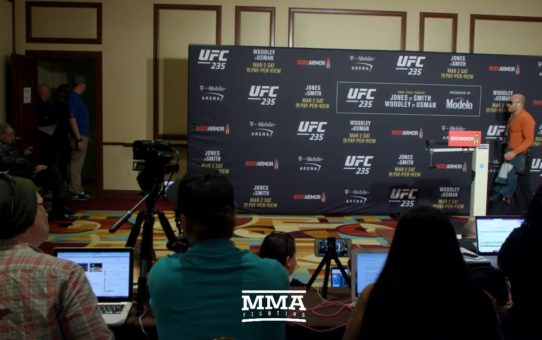 UFC 235 Official Weigh-in Live Stream – MMA Fighting