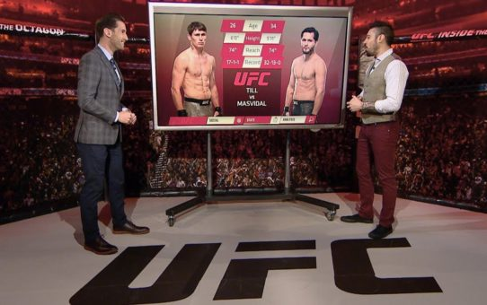 UFC London: Inside the Octagon – Till vs Masvidal