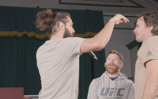 UFC London: Open Workout Recap