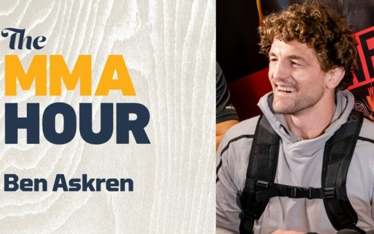 Ben Askren Says He'd Need Tyron Woodley's 'Blessing' Before Taking UFC Title Fight With Kamaru Usman