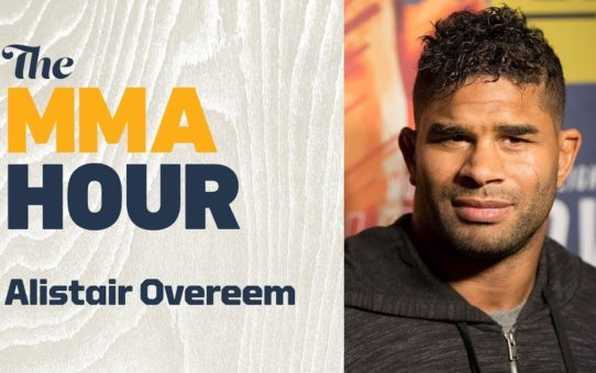 Alistair Overeem Says He'd Be 'Retired By Now' If He Hadn't Changed Teams Throughout His Career