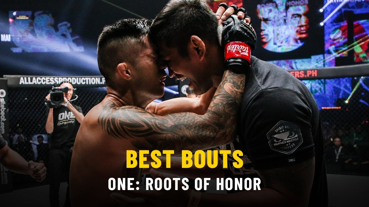 Best Bouts | ONE: ROOTS OF HONOR