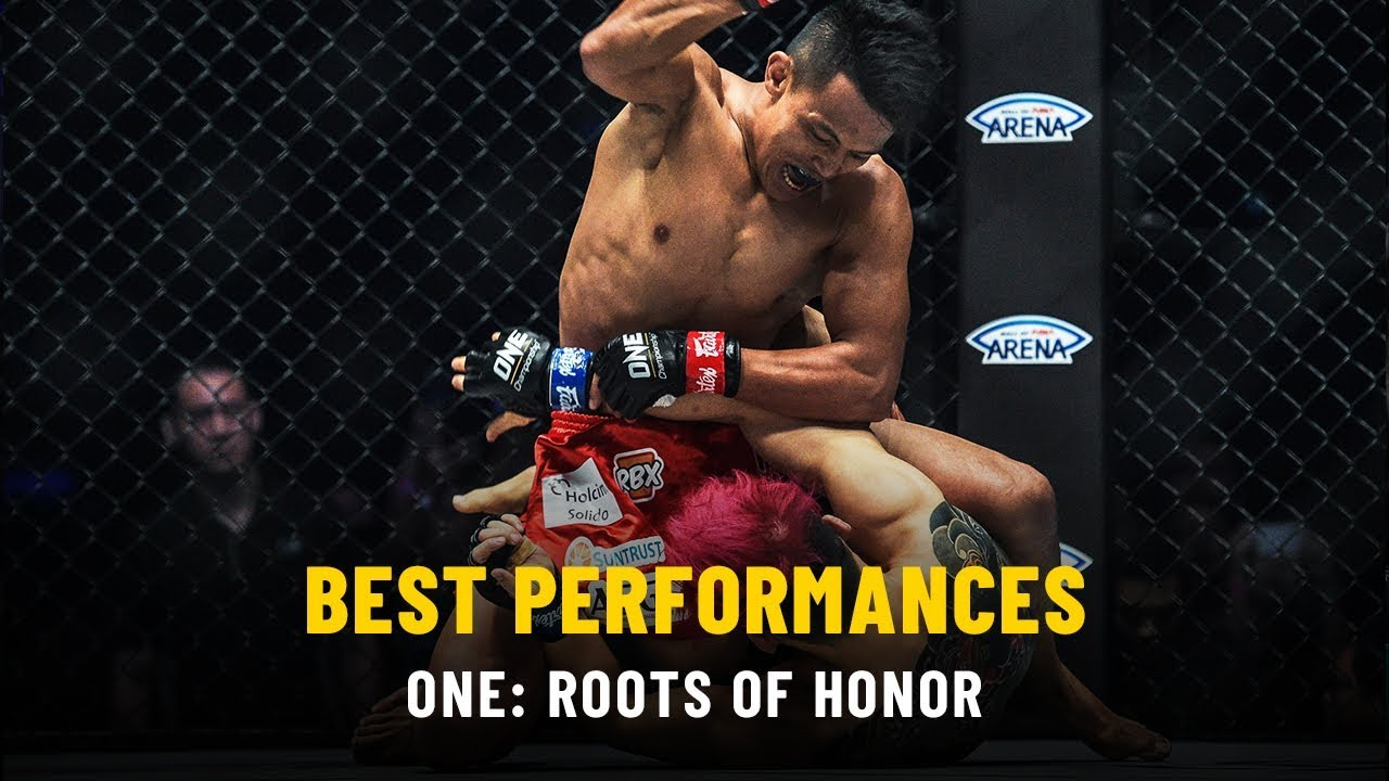 Best Performances | ONE: ROOTS OF HONOR