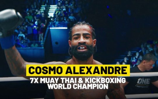 Cosmo Alexandre's Incredible Career Switch | ONE Feature