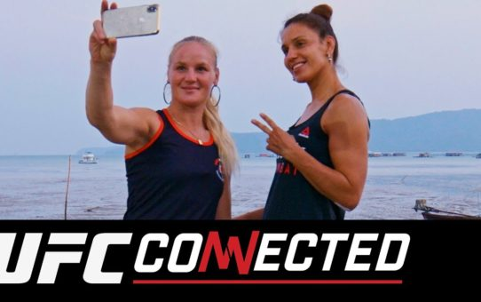 UFC Connected: Valentina and Antonina Shevchenko, Molly McCann, Fight Night London