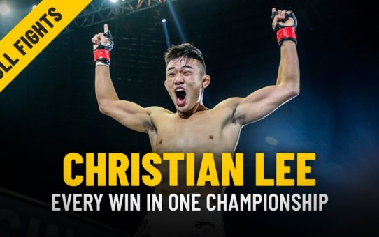 Every Christian Lee Win | ONE: Full Fights