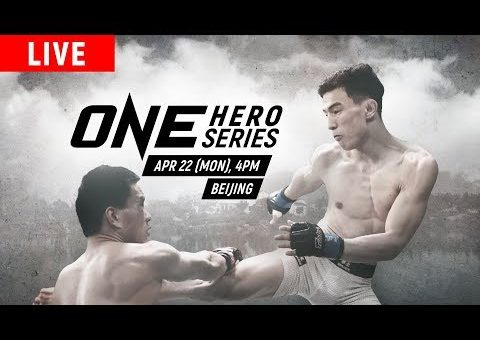 🔴 [Live in HD] ONE Hero Series April