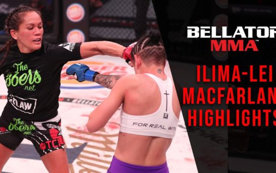 Highlights | Ilima-Lei Macfarlane