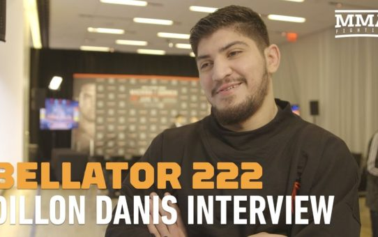 Dillon Danis Discusses UFC 229 Brawl, Khabib vs. McGregor Trash Talk, More