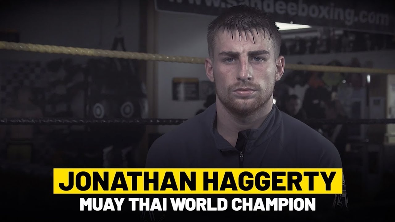 Jonathan Haggerty's Road To The Global Stage   ONE Feature