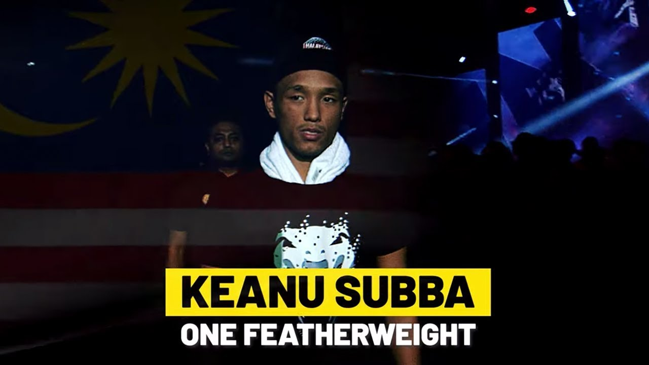 Keanu Subba's Ready For More | ONE Highlights
