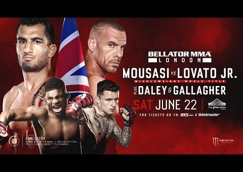 London Press Conference | Bellator MMA