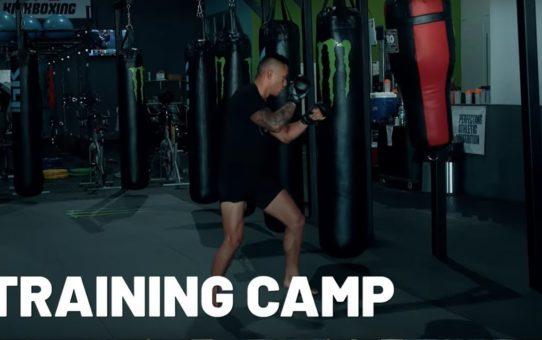 ONE VLOG | Martin Nguyen's Training Camp