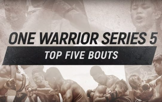 ONE Warrior Series 5 Top 5 Bouts | ONE: Full Fights