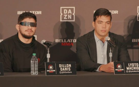 Recap | Bellator 222: Lyoto Machida vs. Chael Sonnen NYC Press Conference