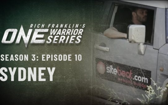 Rich Franklin's ONE Warrior Series | Season 3 | Episode 10 | Sydney