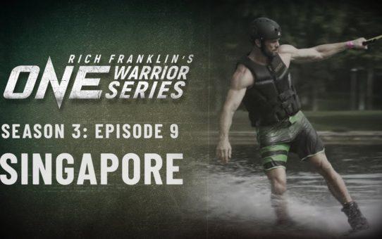 Rich Franklin's ONE Warrior Series   Season 3   Episode 9   Singapore