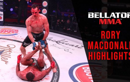 Rory MacDonald Highlights