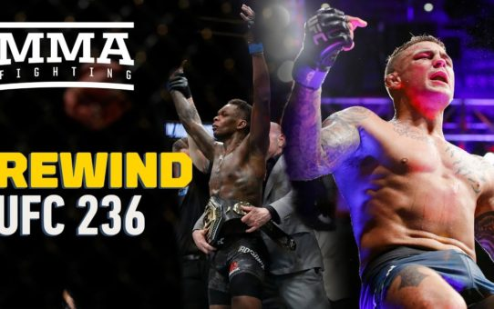 UFC 236 Rewind: Dustin Poirier, Israel Adesanya Become Interim Champs in Back-to-Back Wars
