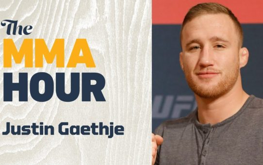 Justin Gaethje On Fighting Khabib Nurmagomedov: 'He's Not Going To Go Out There And Dominate Me'