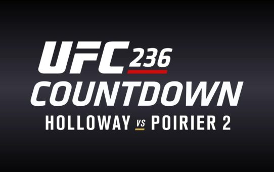 UFC 236 Countdown: Full Episode