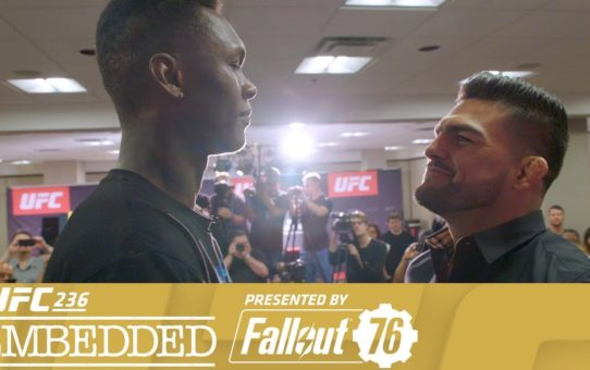 UFC 236 Embedded: Vlog Series – Episode 5