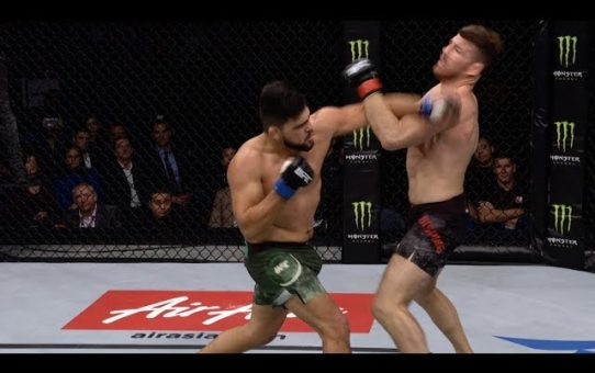 UFC 236 Fighter's Top 5 Knockouts