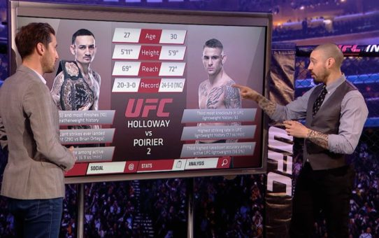 UFC 236: Inside the Octagon – Holloway vs Poirier