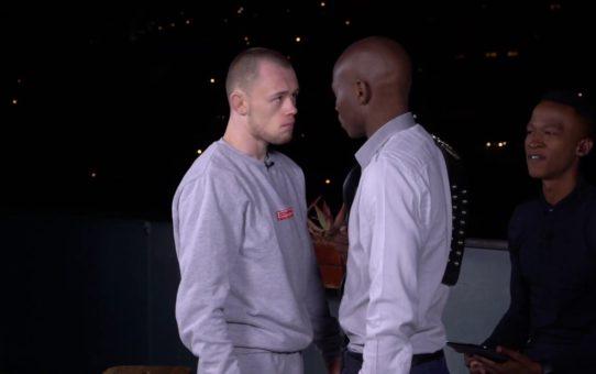 Zulu & Hadley Face-Off on Expresso Show