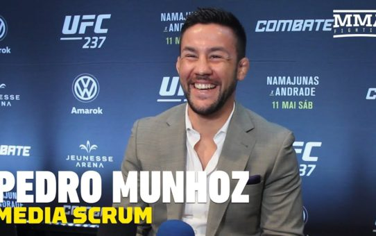 Pedro Munhoz: 'B*tch* Aljamain Sterling Is 'Going To Pay' For Twitter Trash Talk – MMA Fighting