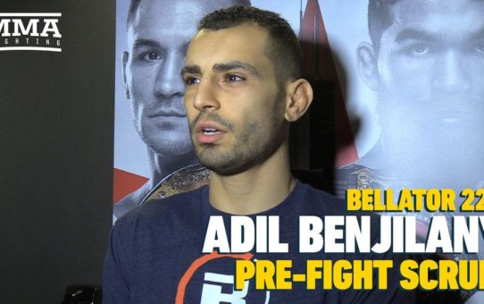 Bellator 221: Morocco's Adil Benjilany Sees Badr Hari As 'Motivation' For Fight Career