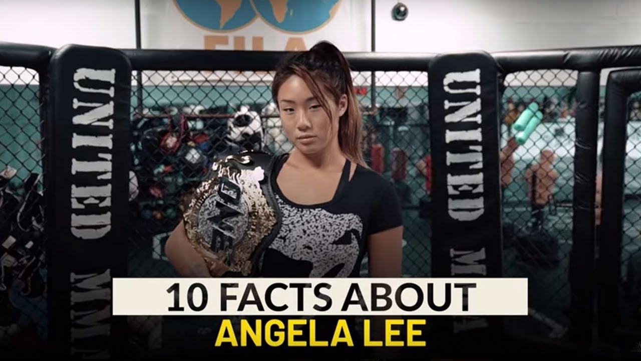 10 Fun Facts About Angela Lee | ONE Feature