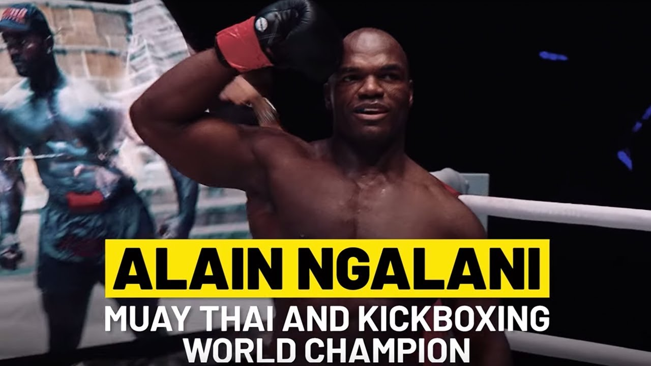 Alain Ngalani's Muay Thai Vs. Kickboxing Breakdown | ONE Feature