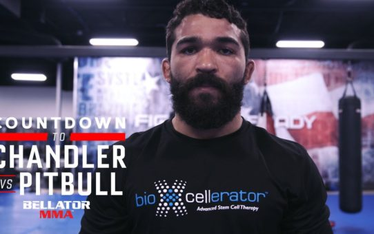 B221 Countdown | Patricio Pitbull – Week 1