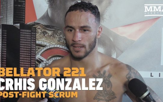 Bellator 221: Chris Gonzalez Doesn't Want To Become 'Predictable' Fighter