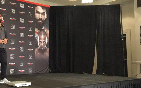 Bellator 221 Official Weigh-In Stream