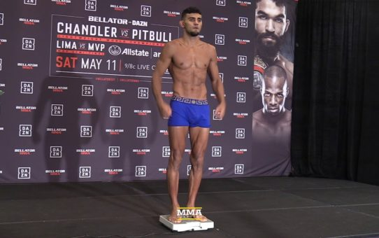 Bellator 221 Official Weigh-Ins: Main Card Highlights – MMA Fighting