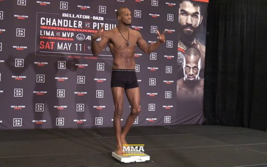 Bellator 221 Weigh-Ins: Douglas Lima, MVP Make Weight – MMA Fighting