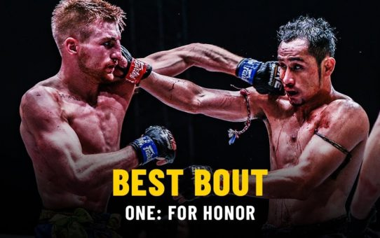 Best Bout | ONE: FOR HONOR