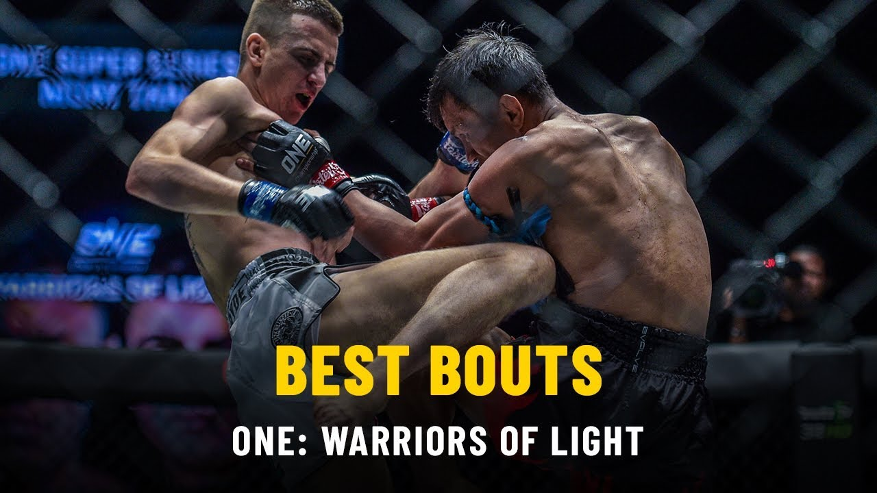 Best Bouts   ONE WARRIORS OF LIGHT