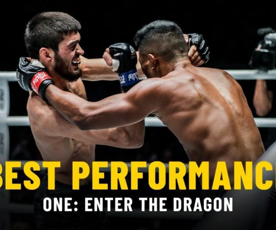 Best Performances | ONE: ENTER THE DRAGON