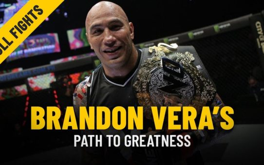 Brandon Vera's Path To Greatness | ONE: Full Fights & Features
