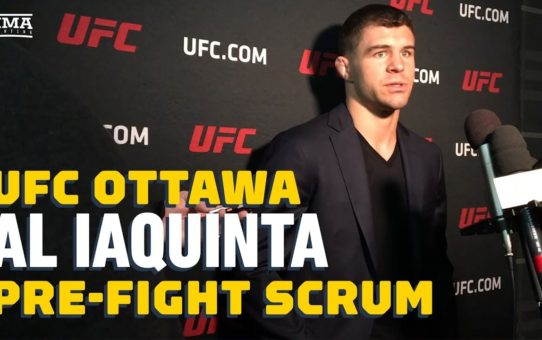 UFC Ottawa: Al Iaquinta Talks Donald Cerrone, Khabib, and More – MMA Fighting