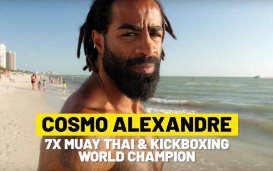 Cosmo Alexandre's Muay Thai Destiny | ONE Feature