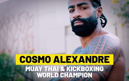 Cosmo Alexandre's Thailand Quest | ONE Feature
