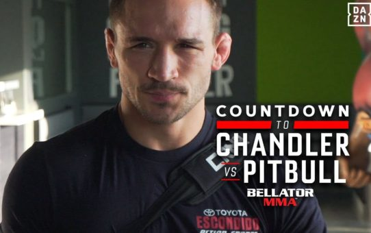Countdown | Michael Chandler – Week 2