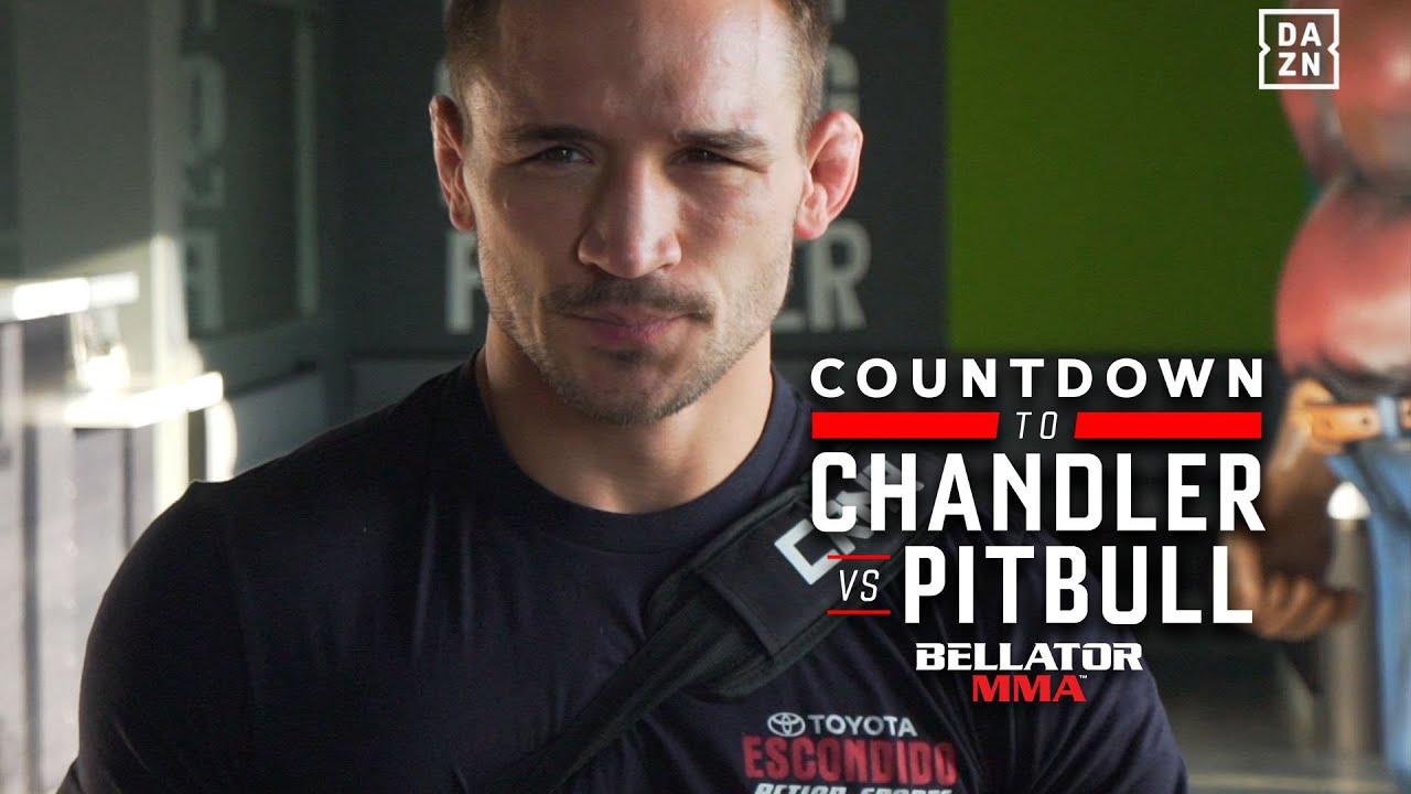 Countdown | Michael Chandler - Week 2