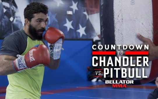 Countdown | Patricio Pitbull – Week 2