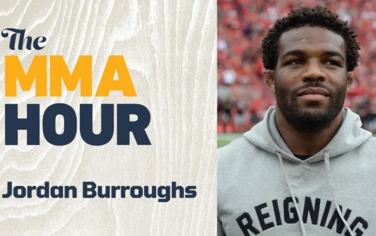Jordan Burroughs willing to consider competing in MMA after 2020 Olympics