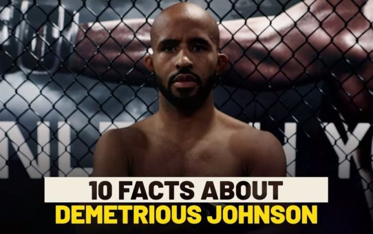 Demetrious Johnson | ONE: Fast Facts